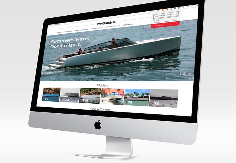 VanDutch.com Web Sitesi