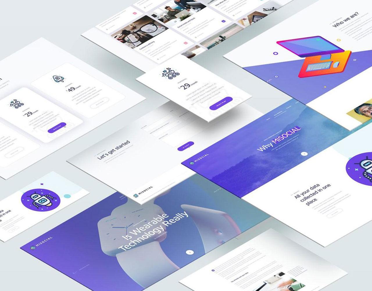 Web Sitesi Yazılım ve Tasarımı
