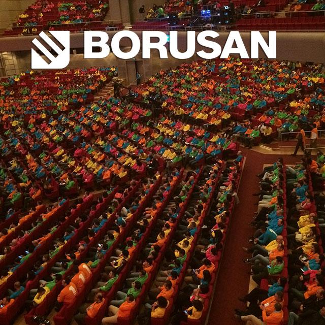 Borusan Etkinlik Mobil Uygulaması